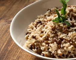 Rice & Lentil  Recipe