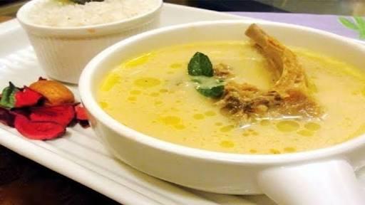 Yakhni Soup Recipe
