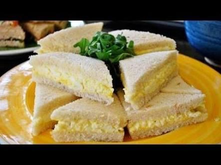 Butter Egg Sandwich Recipe