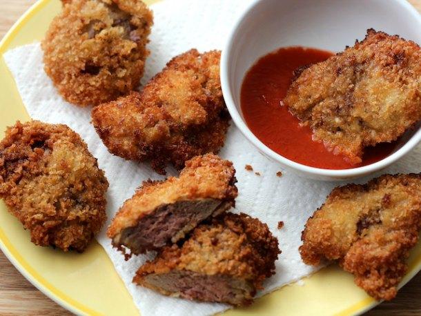 Crispy Kaleji Recipe