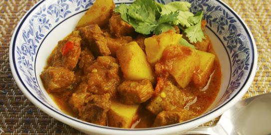 Aalu Gosht Recipe