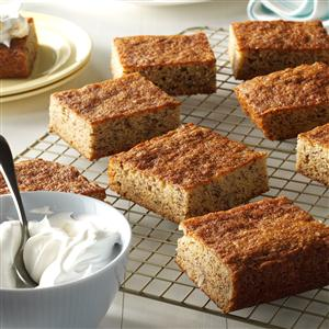 Bread Squares Recipe