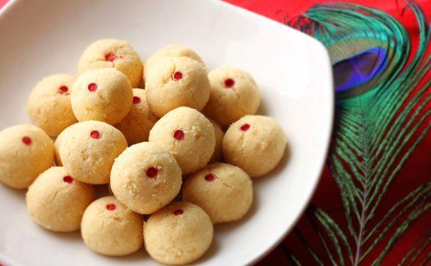 Suji Ke Biscuits Recipe