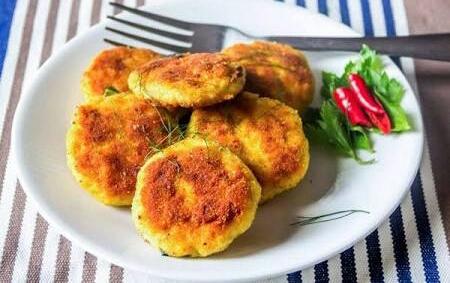 Chicken & Potato Cutlet 02 Recipe