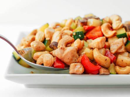 Chinese Cashew Chicken Recipe
