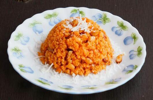Egg Khoya Halwa Recipe