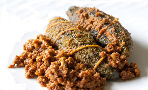 Bharay Karelay Recipe