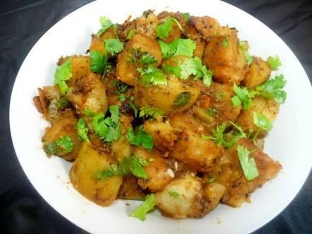 Aalu Or Lauki Ki bhajiya Recipe