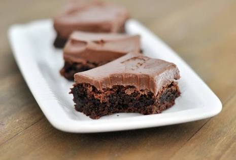 Frosted Brownies Recipe