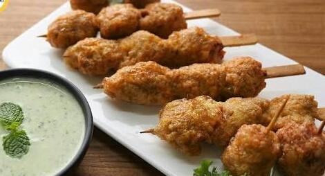 Chicken Sticks Recipe