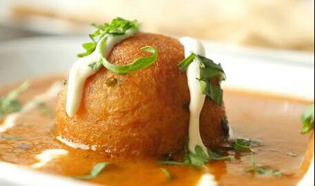 Aalu Kofta Curry Recipe