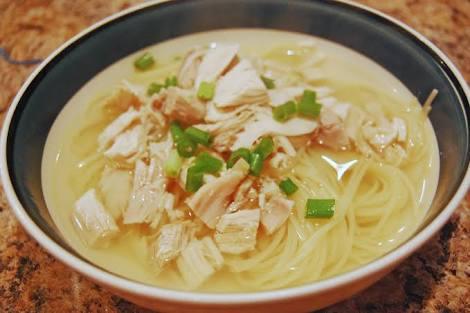 Murgh Or Noodles Soup Recipe