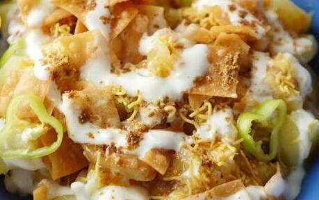 Aalu Chaat Recipe