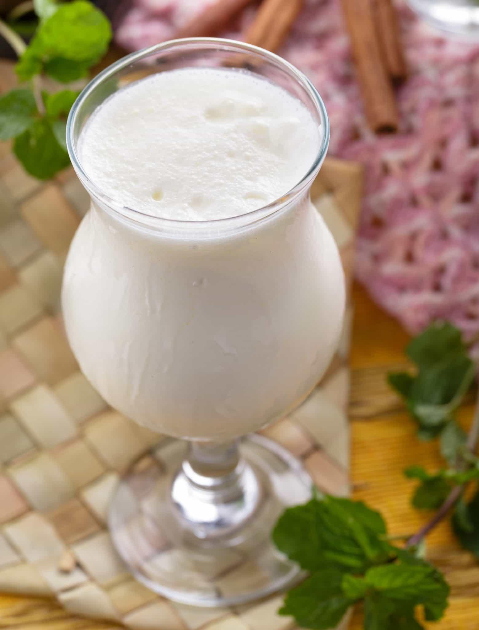 Plain Lassi Recipe