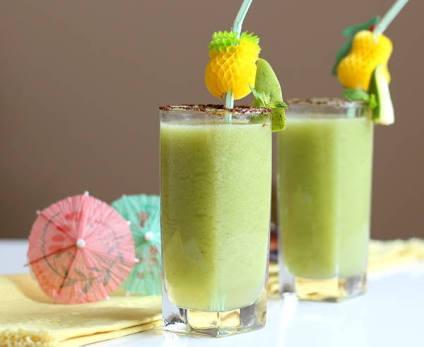 Green Sharbat Recipe