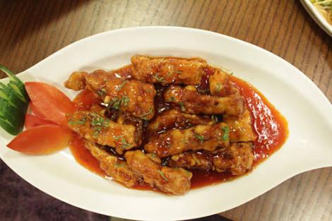 Yong Tong Schezwan Fish
