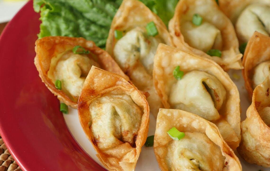 Chicken Wontons Recipe