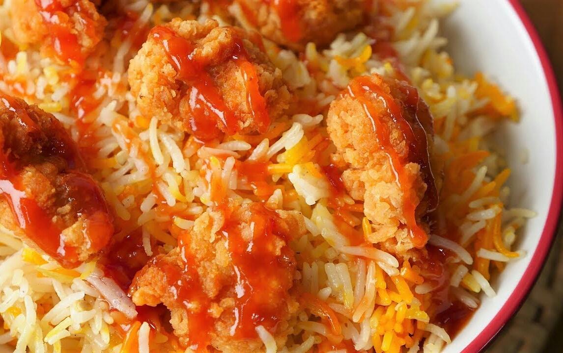 Arabian Rice Recipe