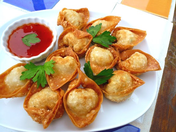 Fried Wontons Recipe