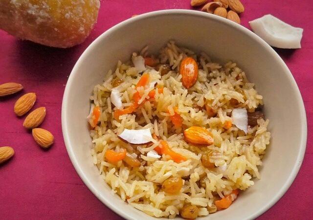 Gurr Ke Chawal Recipe