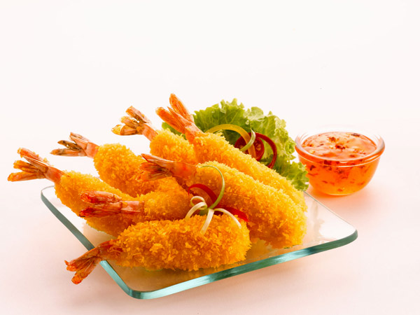 Prawn Fingers Recipe