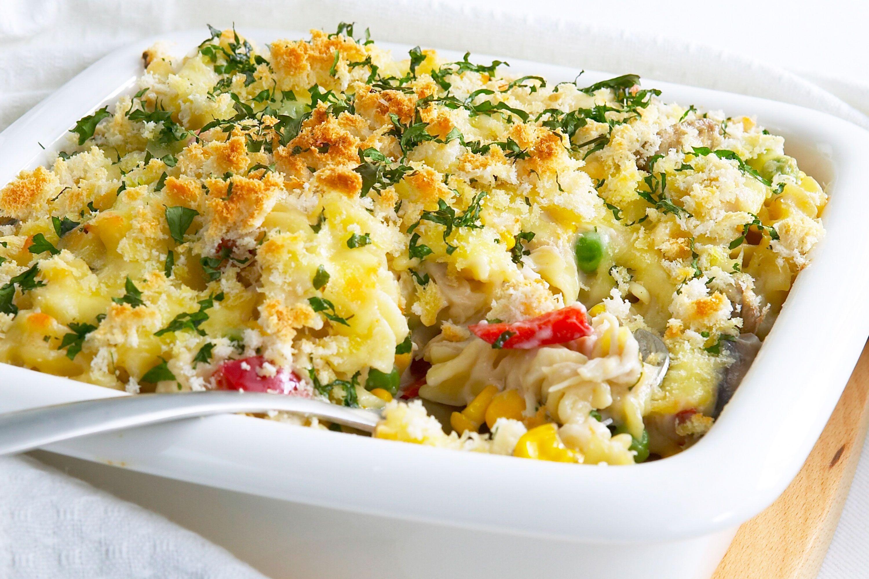 Chicken Macaroni Casserole Recipe