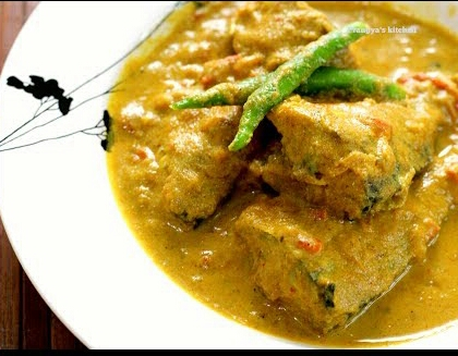 Goan Fish Caldino Recipe