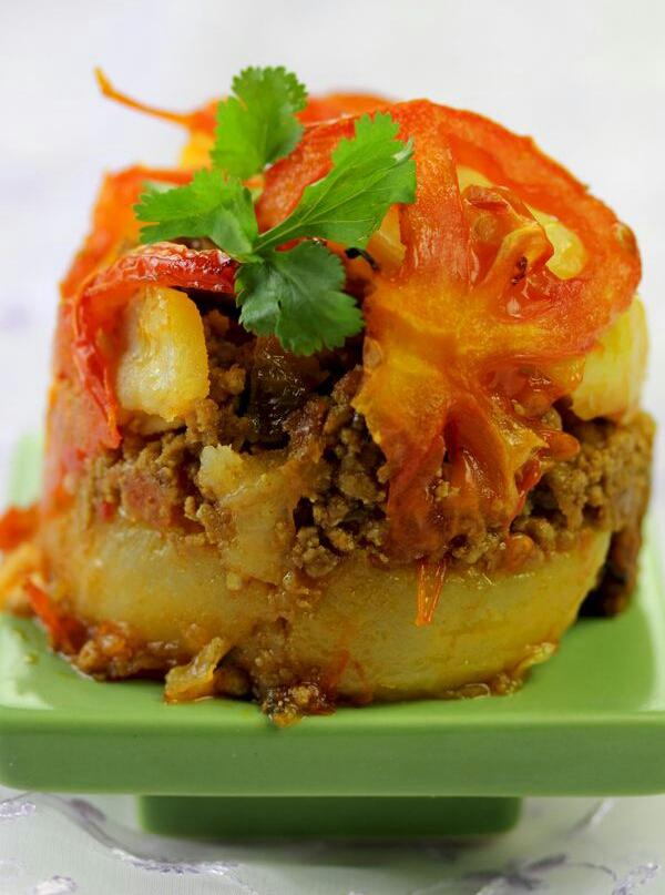 Taj Kebab Recipe