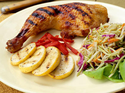 Portuguese Grilled Chicken Recipe