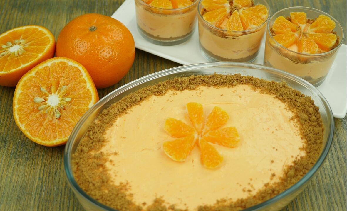 Orange Blossom Dessert