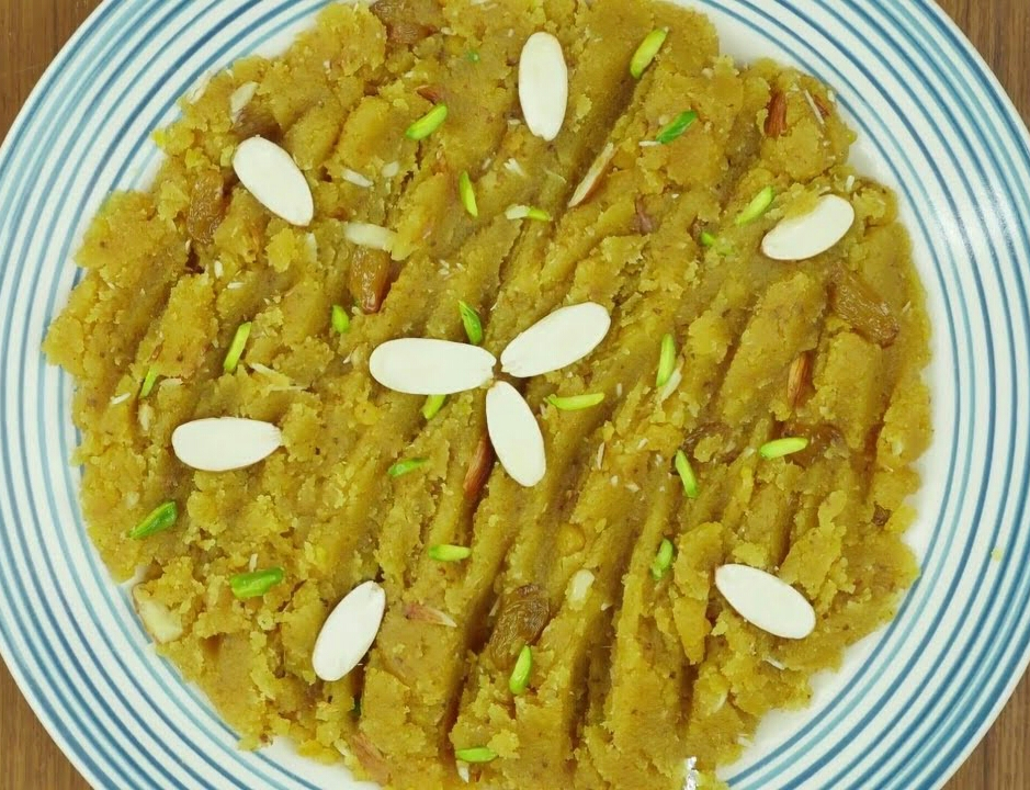 Chanay ki daal ka halwa Recipe