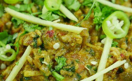 Brain masala (maghaz fry) Recipe