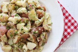 Apple And Potato Salad