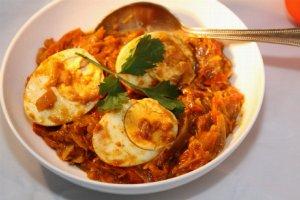 Goan Egg Vindalo